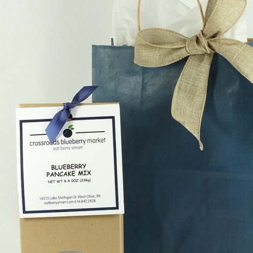 Blueberry Pancake Mix Gift